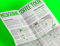 Melbourne Coffee Tour