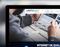 Visãonet - Web Design + Programação
