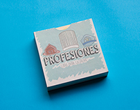 Professions Coloring Books