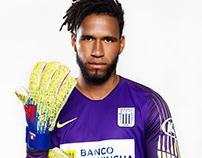 """Alianza Lima"" Soccer Club -Editorial Retouching"