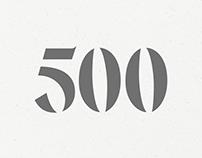 500 — Identity