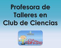 Talleres de Ciencias y Educación Ambiental