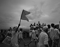 Palkhi Festival (B/W)