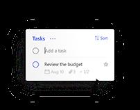 Microsoft Tasks