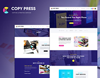CopyPress | Type Design & Printing Services