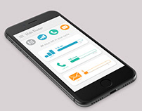Prototype for Data Tracker Mobile Application
