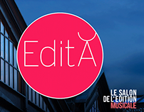 EDITA SALON DE L'EDITION MUSICALE