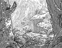 Layout - animation background