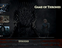 Game of Thrones Fan Site