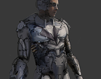 Robot Concept Designs
