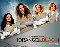 Photoshop contest - Orange Is the New Black Inmates
