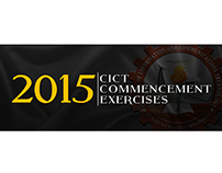 CICT Commencement Exercises Coffee Table Book