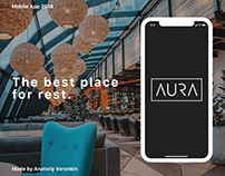 AURA Mobile App for iOS