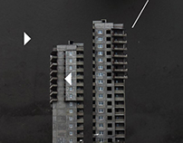"""Multimedia project """"Modern architecture of suburbs"""""""
