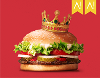 Burger King | Celebra con un Whopper