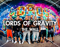 Lords of Gravity - the wall