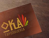 Logo - Oka Tapioqueria