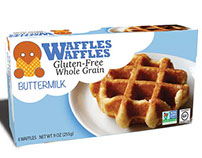 Package and Logo design: WAFFLESWAFFLES