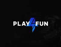 Play4Fun - Brand Design