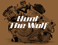 Hunt the Wolf UI/UX Project