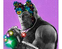 A flor da pele #6 - Thanos