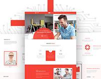 IMAGINE webdesign concept