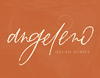 Angeleno Brush Script