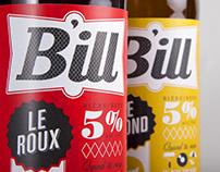 Bill - emballage de bière