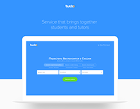 Service for students and tutors Tuito