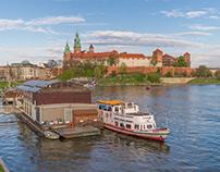 Sunday walk in Krakow