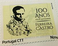 100 Anos | Vida Literária - Ferreira de Castro