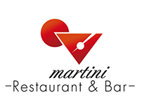 Martini Restaurant & Bar Logos