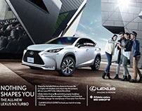 Lexus | Dubai | Feb2015