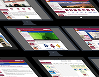 20 Website Designs: NMSU Research IT