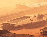 Abandoned Fleet