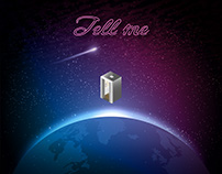Tell me (album cover)