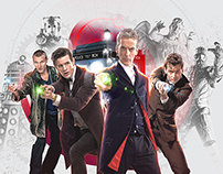 Doctor Who - A Decade of the Doctor