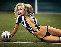 Juventus Bodypainting