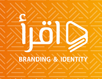 IQRAA Branding & Identity