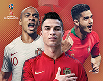 2018 FIFA World Cup Russia - Posts