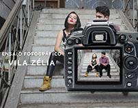 Ensaio Fotográfico | Vila Zélia