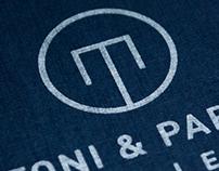 Mattoni & Partners - Brand Identity