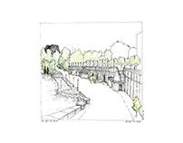 Architecture | Lines | Cityscape