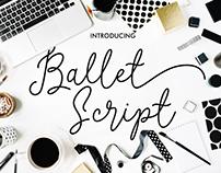 Ballet Script Font