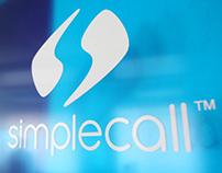 Simplecall - Telecoms Branding