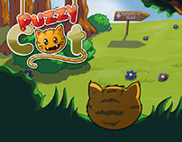 "Mobile Game ""Puzzycat"""