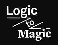 Logic to Magic — Personal Portfolio Preview