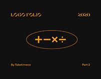 Logofolio 2020 - Part 2