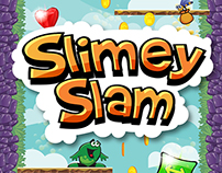 Slimey Slam, Artwork