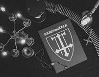 Krieghallen: Diabolic Shapes (2013)